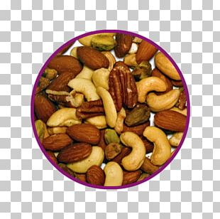 Mixed Nuts Trail Mix Snack Food PNG