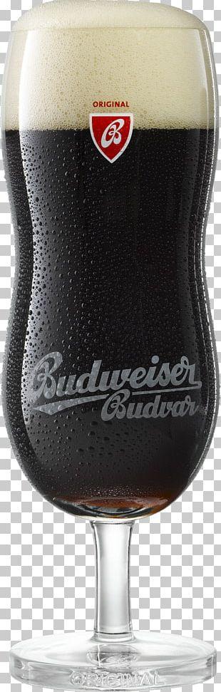 Beer České Budějovice Pint Glass Budweiser Budvar Brewery Imperial Pint PNG