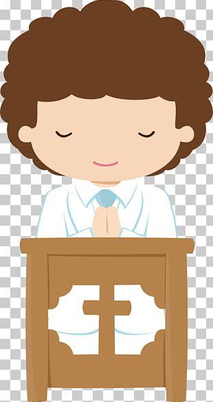First Communion Eucharist Child PNG