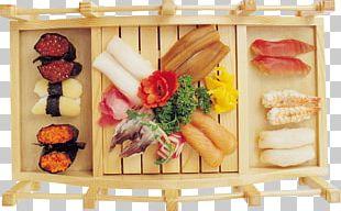 Japanese Cuisine Sushi Sashimi Food Asian Cuisine PNG