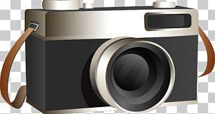 Digital Camera Photography PNG