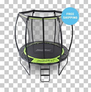 Trampoline Safety Net Enclosure Sporting Goods Jumping Springfree Trampoline PNG