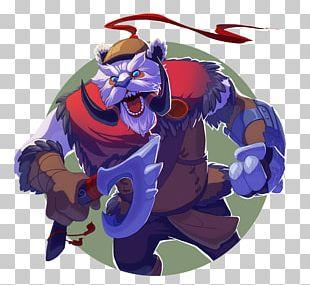 Cartoon Clown Legendary Creature PNG