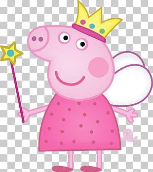 Daddy Pig Princess Peppa PNG