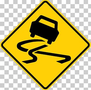 Road Surface Traffic Sign Warning Sign PNG