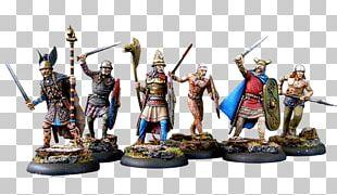 Gauls Celts Figurine Miniature Figure Model Figure PNG