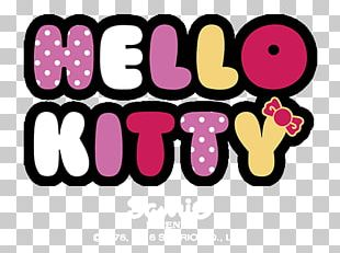 Hello Kitty Font PNG