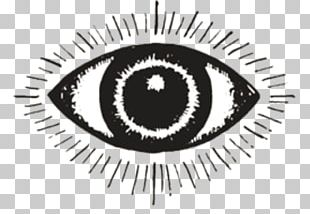 Tattoo Artist Drawing Eye Of Providence PNG