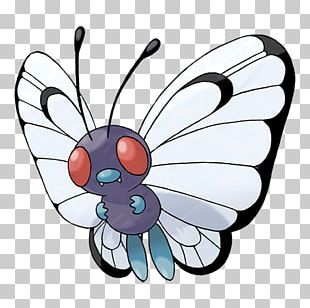 Butterfree Pokemon PNG