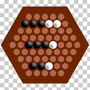 Abalone Board Game Abstract Strategy Game PNG