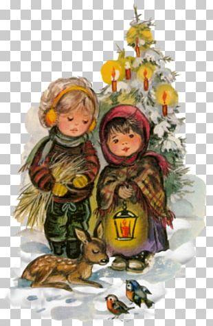 Christmas Decoration Christmas Tree Christmas Card Child PNG