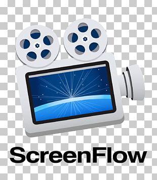 Microphone ScreenFlow Screencast Telestream Video Capture PNG