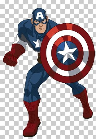 Captain America Iron Man Hulk Thor Cartoon PNG