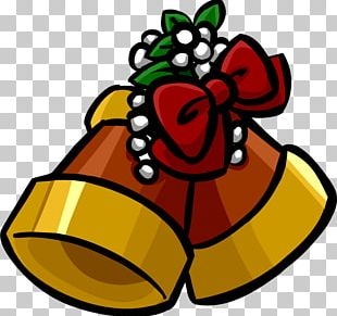 Club Penguin Christmas Jingle Bell PNG