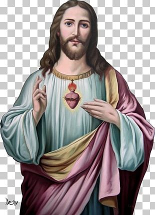 Jesus Prayer God Sacred Heart Religion PNG