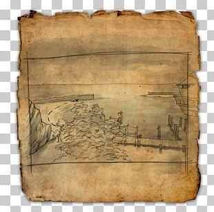 Elder Scrolls Online: Clockwork City Treasure Map World Map PNG