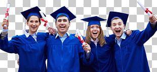 Academic Dress Graduation Ceremony Square Academic Cap Gown PNG