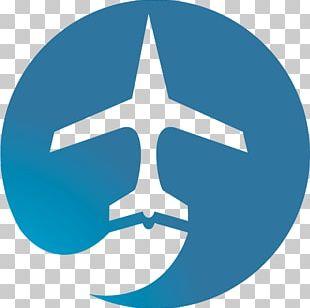 Airplane Aircraft Logo Air Transportation PNG