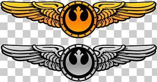 Pilotwings 0506147919 Aviator Badge PNG