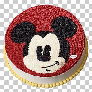 Cake Decorating Mickey Mouse Torte Bakery PNG