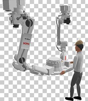 Robotic Arm Cobot Industrial Robot Robot Applications PNG