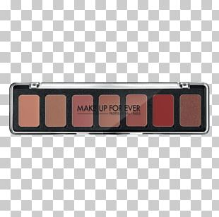 Cosmetics Palette Lipstick Rouge Eye Shadow PNG