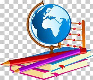 School Desktop Education PNG