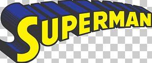 Superman Logo Comics Comic Book PNG