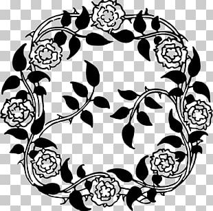 Drawing Wood Carving Ornament Floral Design PNG