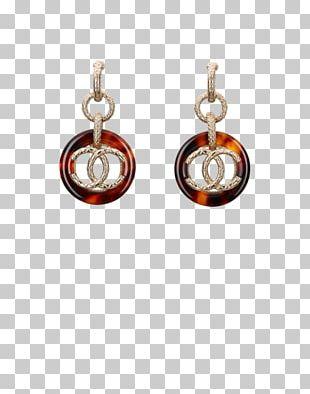 Earring Chanel Jewellery Necklace Bracelet PNG