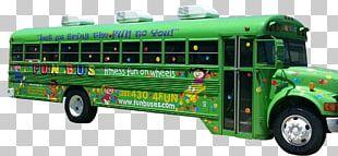 Tour Bus Service Motor Vehicle PNG
