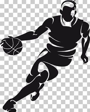 Basketball Dribbling PNG
