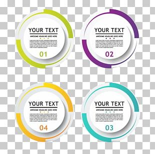 Chart Infographic Flyer Circle PNG