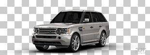 Range Rover Car Motor Vehicle Automotive Design Rim PNG