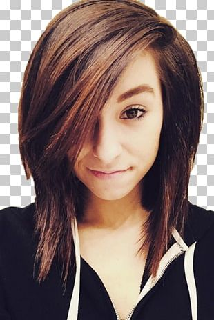 Christina Grimmie Hairstyle Hair Coloring Layered Hair The Voice PNG
