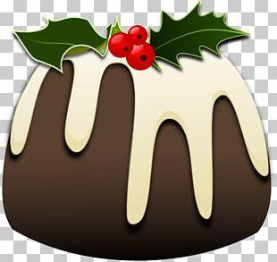 Christmas Pudding Figgy Pudding Chocolate Pudding Christmas Cake PNG