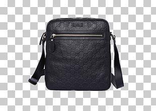 Messenger Bag Backpack Gucci Leather Handbag PNG