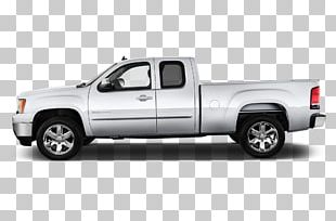 2013 GMC Sierra 1500 SL Extended Cab Chevrolet Silverado Car Pickup Truck PNG
