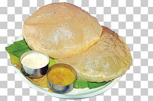 Breakfast Sandwich Puri Tiffin Fast Food PNG