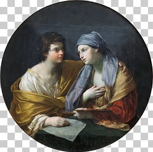 Musée Du Louvre Guido Reni The Union Of Drawing And Color Art Museum PNG