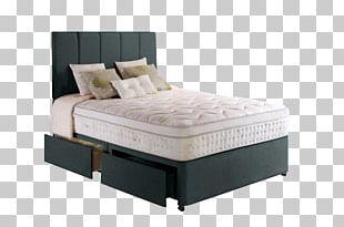 Bed Frame Mattress Box-spring Drawer PNG