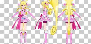 Mana Aida Pretty Cure Alice Yotsuba Rikka Hishikawa Aguri Madoka PNG
