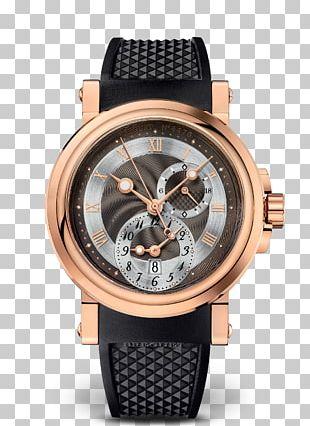 Breguet Watch Clock Chronograph Replica PNG