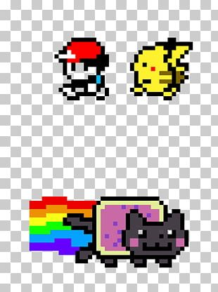 Pokémon Yellow Pikachu Pokémon GO Ash Ketchum Nyan Cat PNG