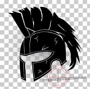 Spartan Army Warrior Combat Helmet PNG