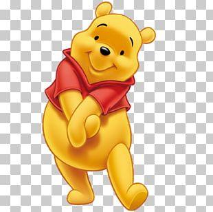 Winnie The Pooh Piglet Eeyore Gopher Roo PNG