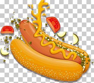 Hot Dog Hamburger Barbecue PNG