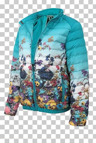 Jacket Turquoise Overcoat Outerwear Sleeve PNG