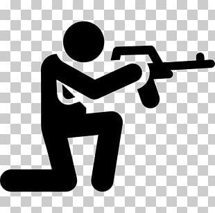 Computer Icons Gun Shooting Weapon Airsoft PNG