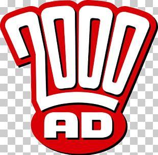 Judge Dredd 2000 AD Rebellion Developments Comic Book Comics Anthology PNG